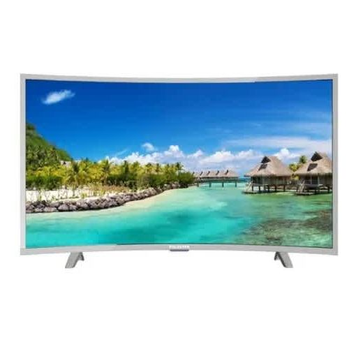 """Onitshamarket - Buy Polystar 40"""" Curved Smart Android Television"""