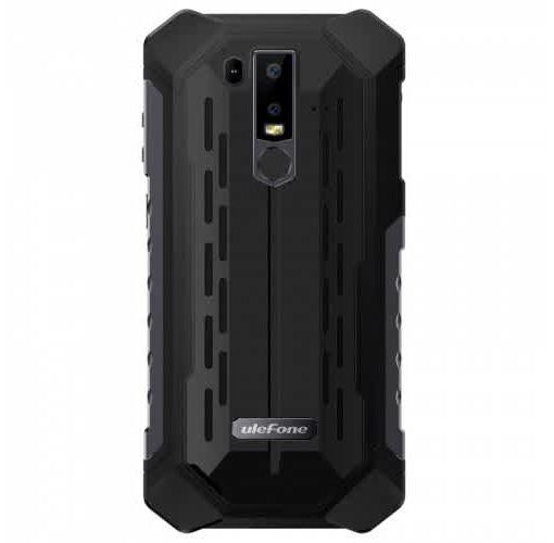 Onitshamarket - Buy generic Ulefone Armor 6 4G Phablet - Black European Union 6GB RAM 128GB ROM 8.0MP Front Camera Fingerprint Sensor Corning Gorilla Glass 5 Smartphones