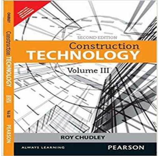 Onitshamarket - Buy Construction Technology(Volume III) By; Roy Chudley