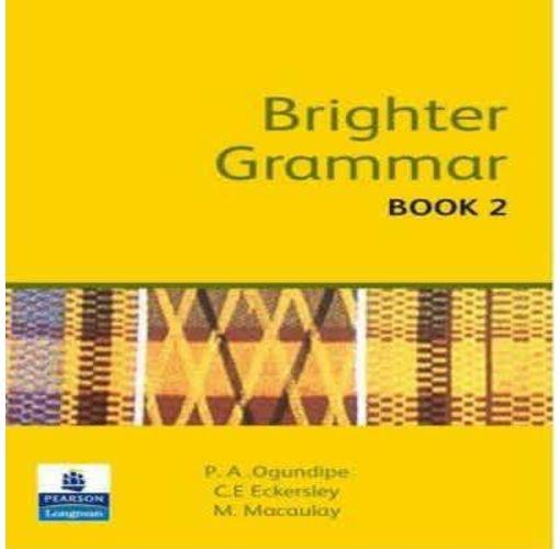 Onitshamarket - Buy Brighter Grammar(Book 2) by; P.A.Ogundipe,C.E Eckersley and M. Macaulay