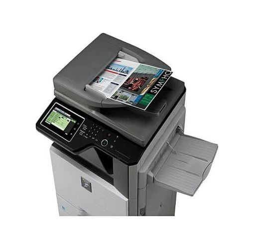 Onitshamarket - Buy Sharp MX-M464N Copier Machine with ADF, Finisher and Imported Stand Digital Printers