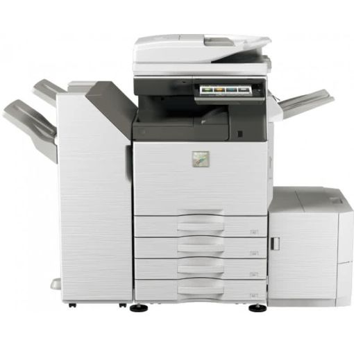 Onitshamarket - Buy Sharp MX-2614N Colour Photocopier with Automatic Document Feeder (ADF), Imported Stand and Inner Finisher