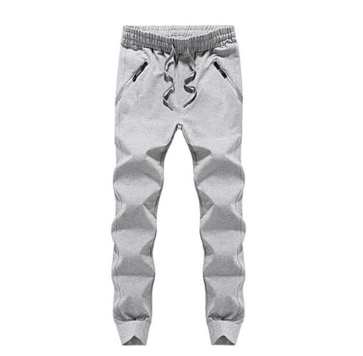 Onitshamarket - Buy Fashion High Quality Men's Casual Pants Long Pants Sweatpants Gray Clothing