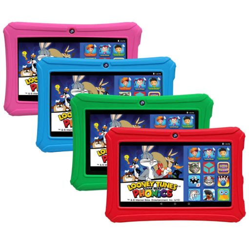 "Onitshamarket - Buy iSmart iKids 7 Plus WiFi Tablet 8GB HDD - 7"" + Free Cover Learning & Education"