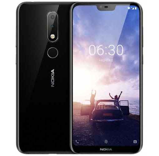 Onitshamarket - Buy Nokia X6 5.8 inch 4G Phablet International Version - Black  6GB RAM 64GB ROM 16.0MP + 5.0MP Rear Camera Fingerprint Sensor Smartphones