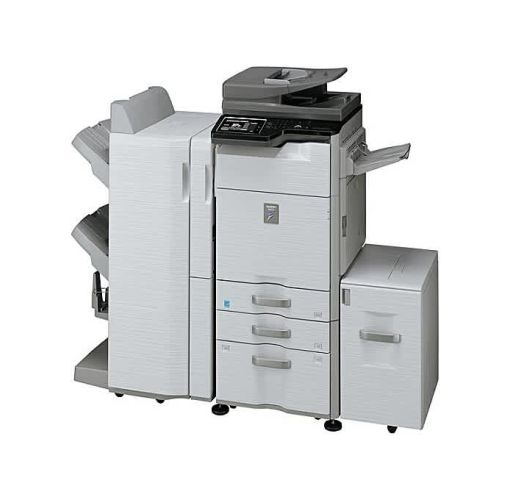 Onitshamarket - Buy Sharp MX-M464N Copier Machine with ADF, Finisher and Imported Stand