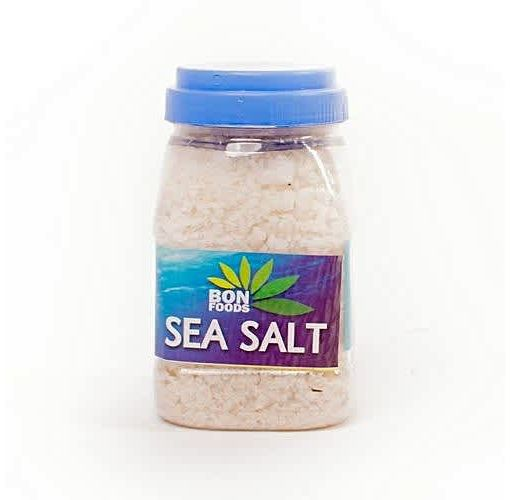 Onitshamarket - Buy Bon Foods Sea Salt - 500g (various Cover Colours)