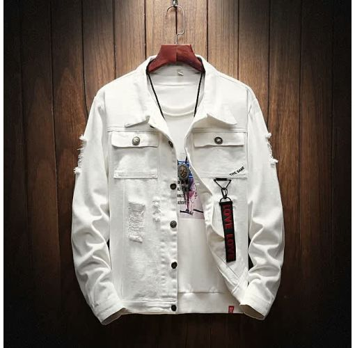 Onitshamarket - Buy Men's Autumn Winter New Style Pure Color Jacket, Spring Jacket, Men's Korean Version, Self-cultivation Youth Casual Clothes, Men's Clothing.