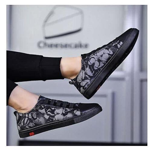 Onitshamarket - Buy Men's Sneakers------Classy Lush Flowery Sneakers Shoe Accessories