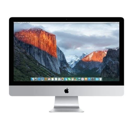 Onitshamarket - Buy iMac 21.5 Inch with Retina Display, 2.3GHZ, Quad-Core Intel Core-i5 8GB RAM/1TB HDD, With Apple Wireless Keyboard And Magic Mouse, Mid 2017 - Silver- Silver