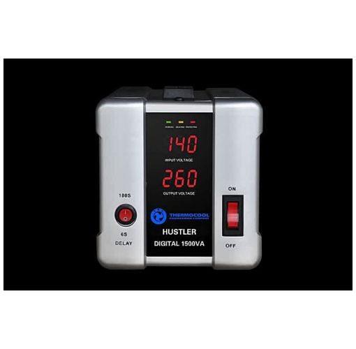 Onitshamarket - Buy Haier Thermocool TEC Stabilizer Digital 1500VA Applicances