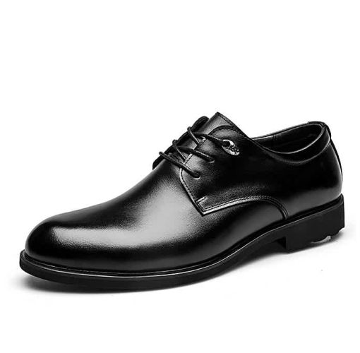 Onitshamarket - Buy Men's Slip-on Black Oxford Shoes For Men
