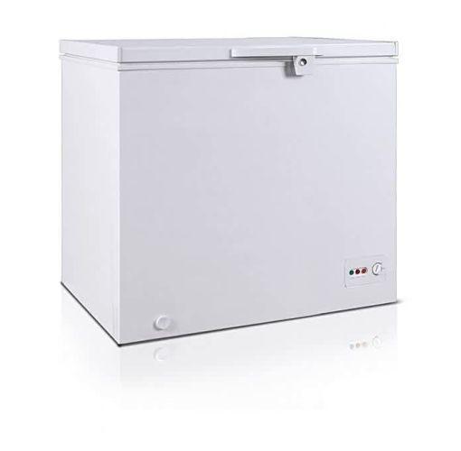 Onitshamarket - Buy Midea Chiest Freezer HS-185C 142Ltrs - R134a - Silver Color