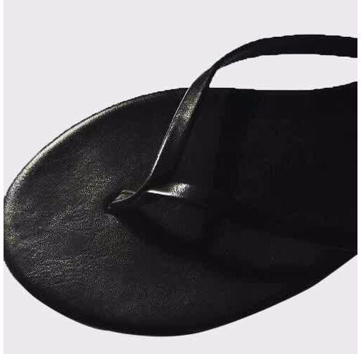 Onitshamarket - Buy Women's Summertime Slippers - Black Sandals and Slippers