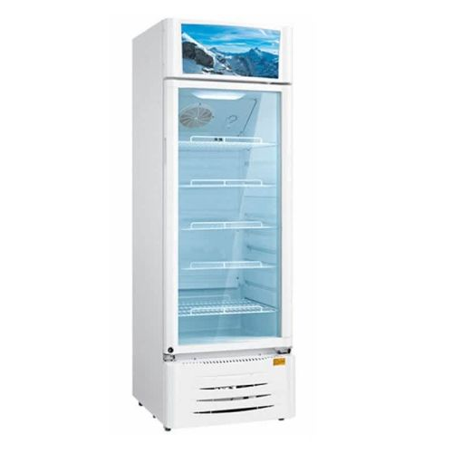 Onitshamarket - Buy Midea 309Liters Showcase Refrigerator (White, HS411S)