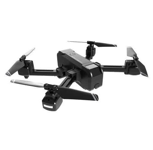 Onitshamarket - Buy KF607 Quadcopter Optical Flow Pressure Altitude Hold - Black 1080P Camera