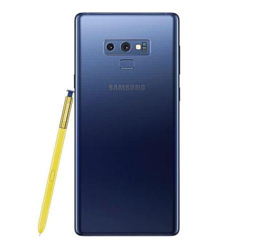 """Onitshamarket - Buy Samsung Galaxy Note 9 - 6.4"""" (512GB + 8GB Ram, Dual Rear 12MP+12MP, 8MP Selfie) 8.1 Oreo, Dual Sim 4G LTE - Ocean Blue"""