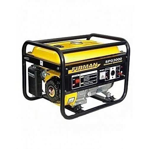 Onitshamarket - Buy Sumec Fireman 2.8kva Max Output Firman Manual Start Generator SPG3000 Generators & Accessories