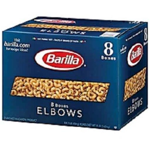 Onitshamarket - Buy Barilla Elbows Pasta 8 Boxes