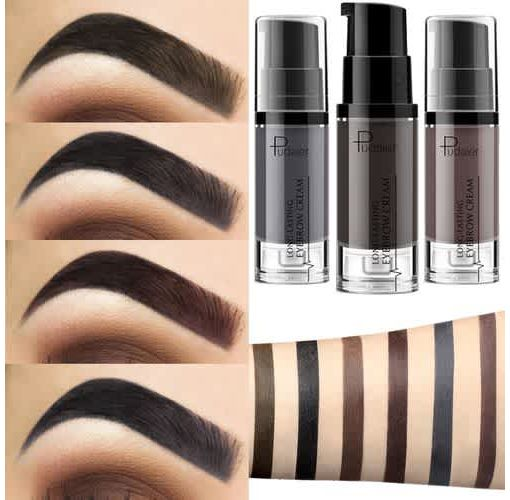 Onitshamarket - Buy 1 Piece Women Waterproof Eyebrow Gel Long Lasting Make Up Tint Shade for Natural Eye Brow Enhancer Makeup Cream Cosmetic Makeup