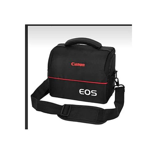 Onitshamarket - Buy Canon Camera Bag Case Photo For Nikon Canon Sony DSLR Cameras Lenses Medium Size (For One Camera + Two Lenses).BLACK Camera Accessories