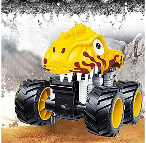 Onitshamarket - Buy Inertia Four-Wheel Drive Off-Road Vehicle Simulation Model T Building Toys