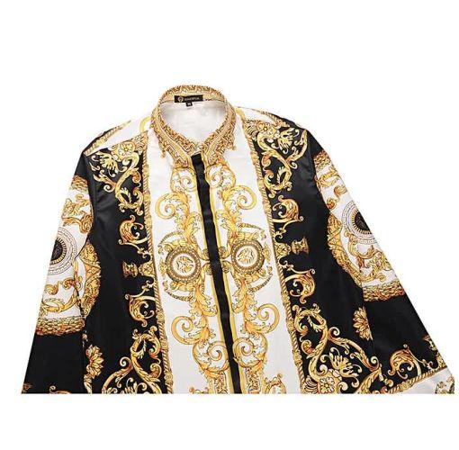 Onitshamarket - Buy AFankara Men's Casual Long Sleeves Clothing Clothing