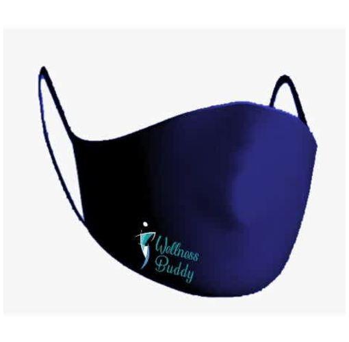 Onitshamarket - Buy Washable Nose Mask - Blue