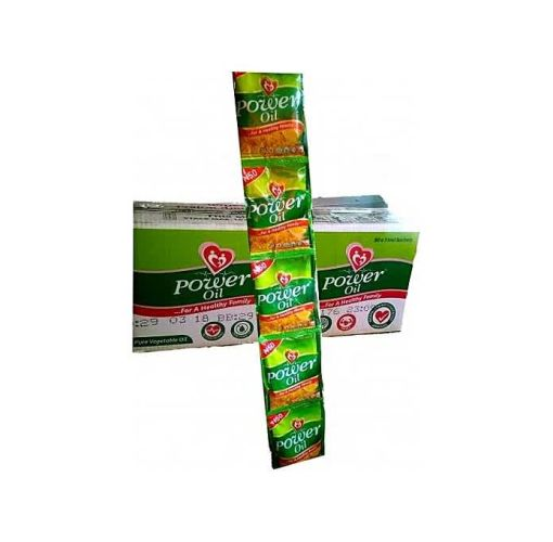 Onitshamarket - Buy Power Oil Low Cholesterol Satchet Vegetable Oil-80pieces