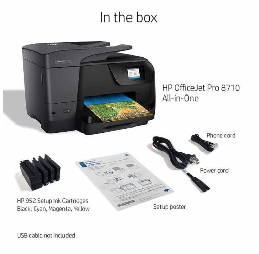 Onitshamarket - Buy HP OfficeJet Pro 8710 All-In-One ADF Business Printer OfficeJet