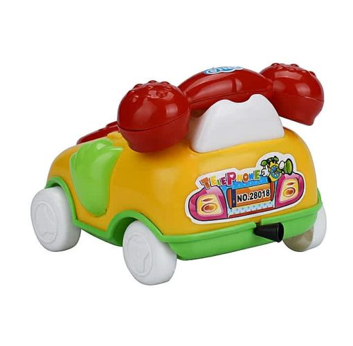 Onitshamarket - Buy Educational Toys Cartoon Smile Phone Car Developmental Kids Toy Gift Building Toys
