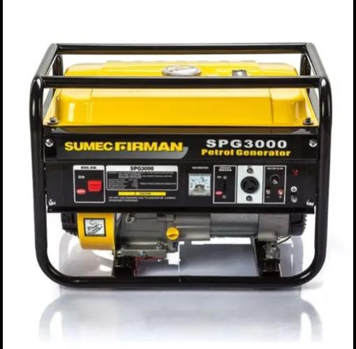 Onitshamarket - Buy Sumec Fireman 2.8kva Max Output Firman Manual Start Generator SPG3000