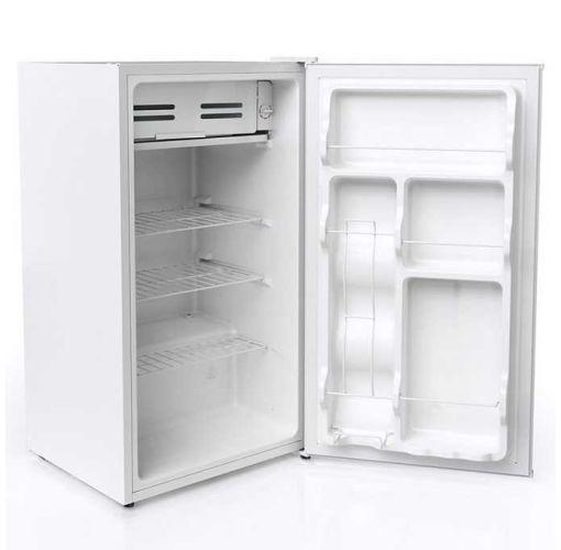 Onitshamarket - Buy Midea 93Lts Refrigerator HS-121L, R600a Gas,inside condenser - Silver