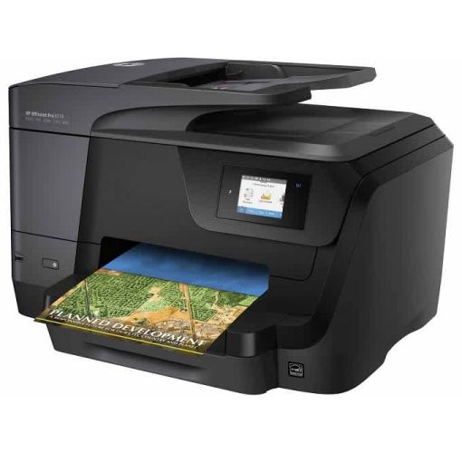 Onitshamarket - Buy HP OfficeJet Pro 8710 All-In-One ADF Business Printer