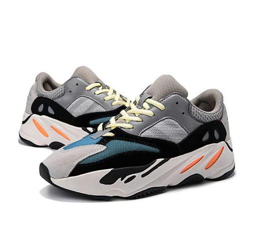 Onitshamarket - Buy Genuine Air Mesh Sneakers Men Breathable Sport Running Shoes Grey
