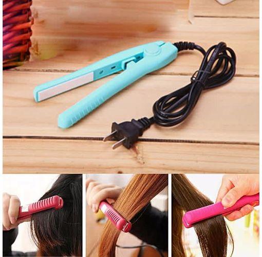 Onitshamarket - Buy Fashion Min Hair Curlers Portable Electric  Splint Straightener Tools & Accessories