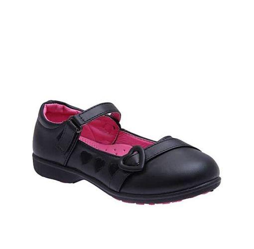 Onitshamarket - Buy Aolong Girls Dress Shoe- Black Girls Wears / Gifts / Accessories