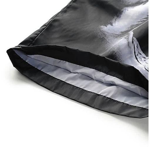 Onitshamarket - Buy Trouser - Mens 3D Shark Printed Beach Work Casual Men Short Trouser Shorts - Fashion Clothing