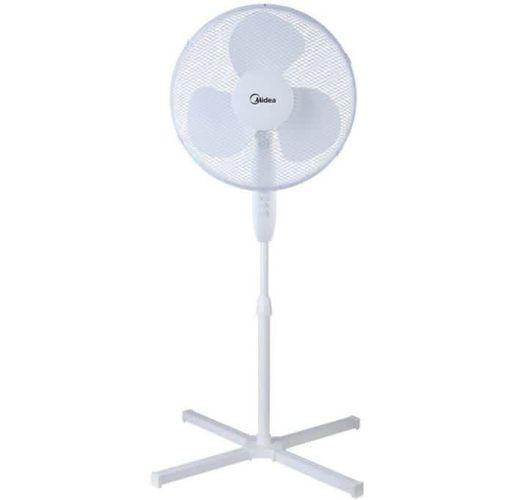 Onitshamarket - Buy Midea Standing Fan 16 Inch FS40-16JA - White