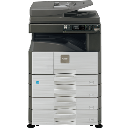 Onitshamarket - Buy Sharp AR-6020D Photocopier Copier Machine with ADF and Local Copier Stand