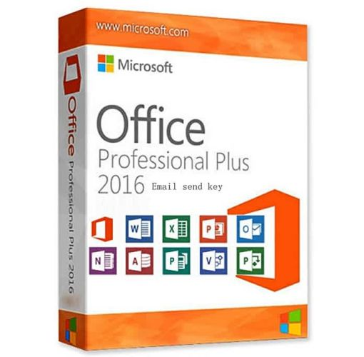 Onitshamarket - Buy Microsoft Office 2016 Professional Pro Plus Key 32/64 Bit 1PC Windows Softwares