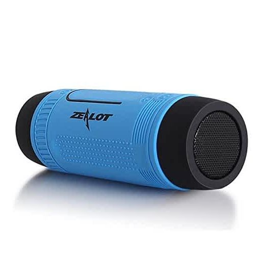 Onitshamarket - Buy Quality Zealot S1 Portable Multi Function Bluetooth Speaker With Torch