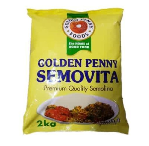 Onitshamarket - Buy Golden Penny Semovita 2kg X 5 Rice, Pasta & Starch Foods
