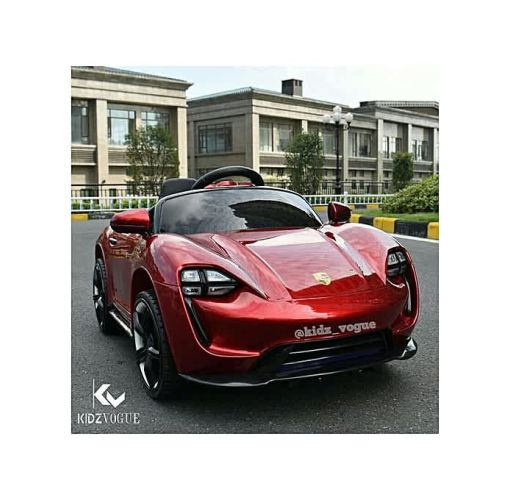 Onitshamarket - Buy Porsche Children Ride On Car- Red Remote Controlled Toys