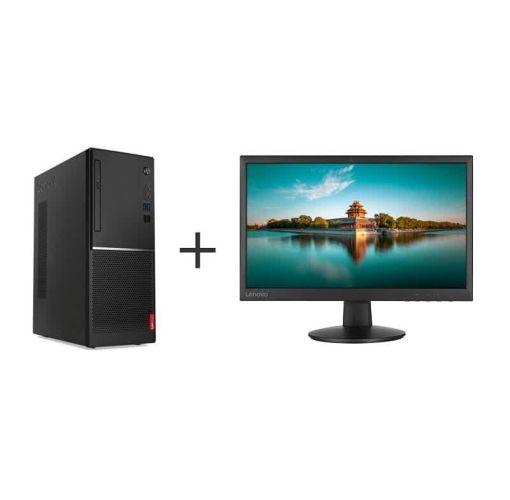 Onitshamarket - Buy Lenovo Desktop LN V520-15IKL Intel Core i3-7100 4GB DDR4 RAM, 500GB HDD+ Lenovo LI2215s – 21.5Inch Full HD VGA Connection