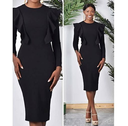 Onitshamarket - Buy Black Dress