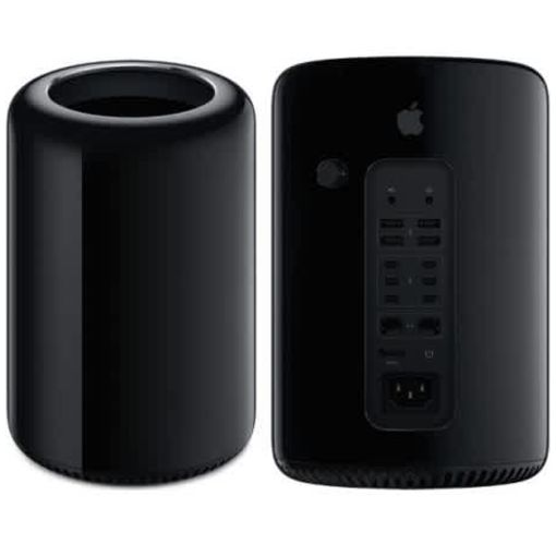 Onitshamarket - Buy Mac Pro 3.0GHZ 8-CORE INTEL XEON E5 Processor Intel Xeon E5 with 25MB L3 cache and Turbo Boost up to 3.9GHz - Black CPUs