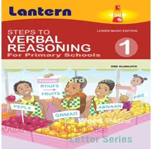 Onitshamarket - Buy Steps to Verbal Reasoning for Primary Schools 1 by Ore Olunloyo