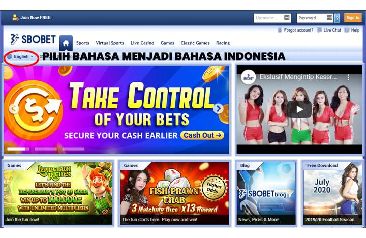 Sbobet Indonesia - Online303