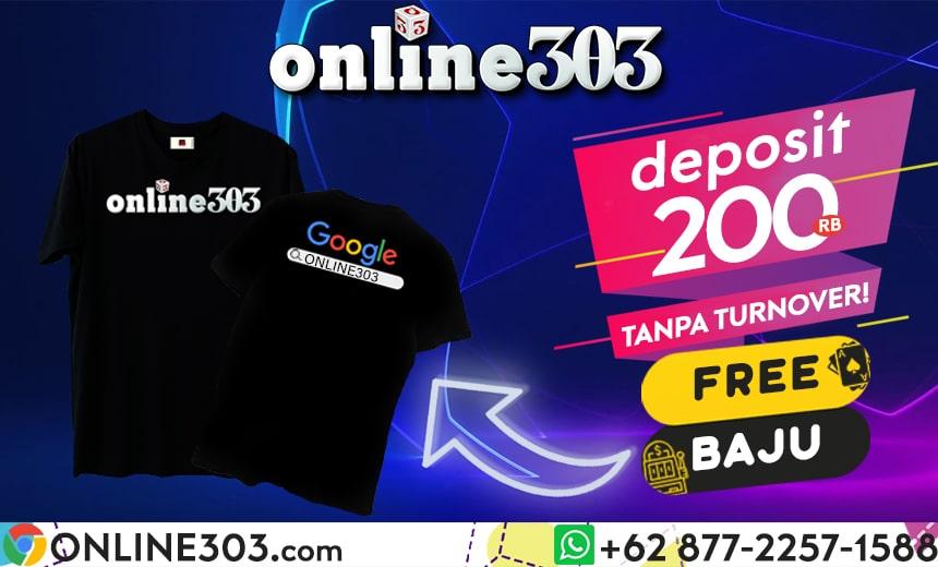 Online303 promo